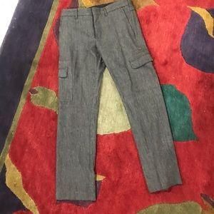Men's Express Wool Pants